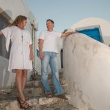 Photoshooting at Santorini's Hotospots - Jason + Lisa-19