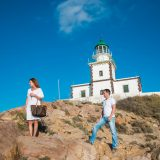 Photoshooting at Santorini's Hotospots - Jason + Lisa-5