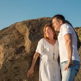 Photoshooting at Santorini's Hotospots - Jason + Lisa-9