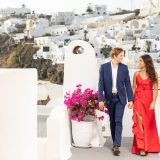 16 Pre Wedding Photoshooting In Imerovigli Santorini