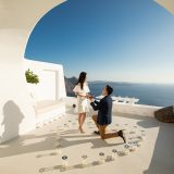 20 Santorini Aenaon Villas Wedding Proposal