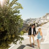 31 Styled Couple Santorini