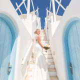 32 Bride Portrait In Absolut Bliss Suites Santorini