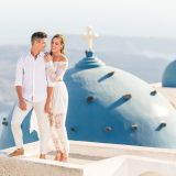 53 Santorini Honeymoon Fashion Style Photo Session