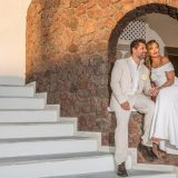 58 Wedding Photography in San Antonio Hotel Santorini