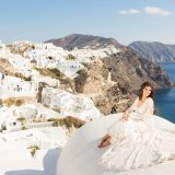 68 Destination Wedding Photographer Santorini