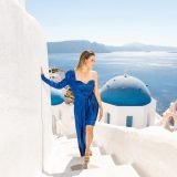 9 Santorini Fashion Photographer